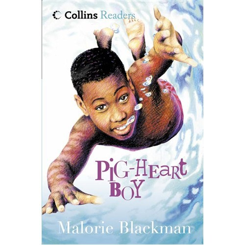 Pig-Heart Boy (Collins Readers)-Malorie Blackman