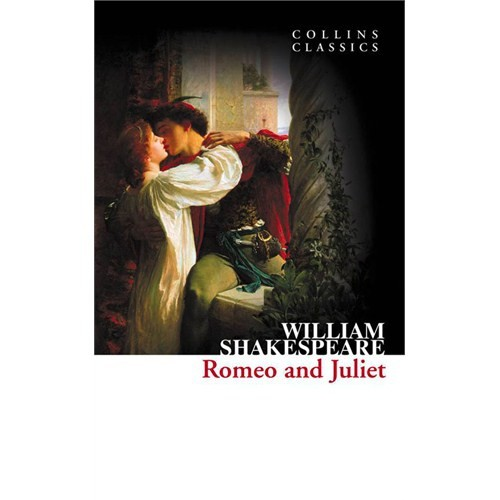 Romeo And Juliet (Collins Classics)-William Shakespeare