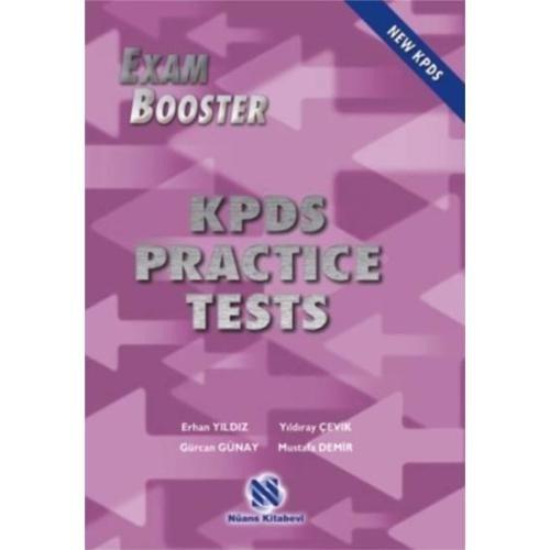 Exam Booster Kpds Practice Tests - Erhan Yıldız