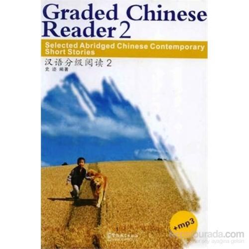 Graded Chinese Reader (2) 3000 Words +MP3 CD (Çince Okuma)
