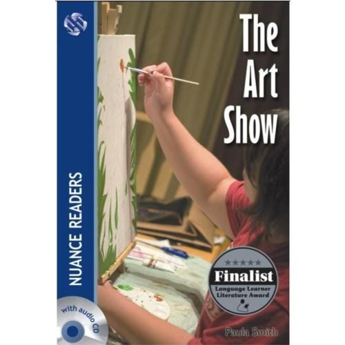 The Art Show +2CDs (Nuance Readers Level–6)