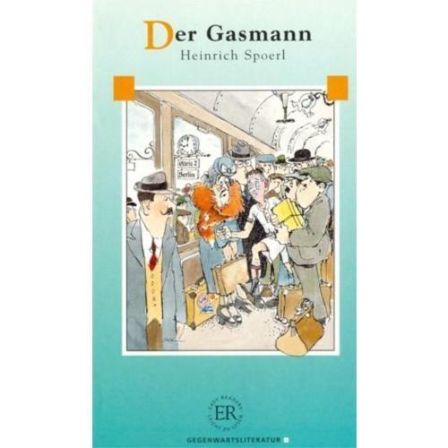 Der Gasmann (Stufe - 3) 1200 Wörter