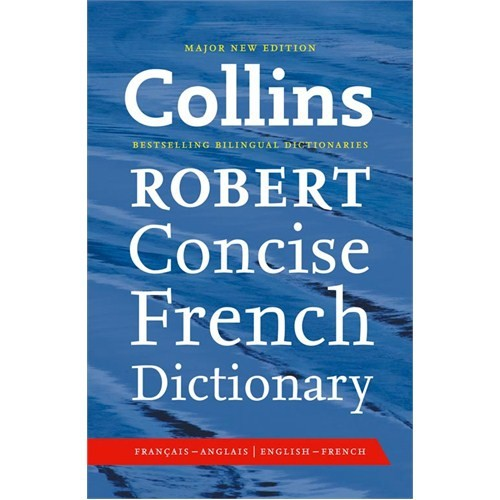Collins Robert Concise French Dictionary [Eighth Edition]-Kolektif