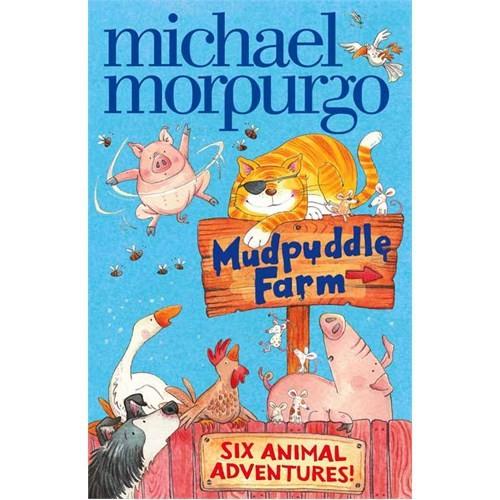 Six Animal Adventures (Mudpuddle Farm)