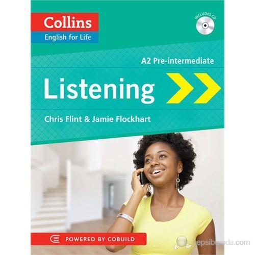Collins English for Life Listening +CD (A2 Pre-Intermediate) - Jamie Flockhart