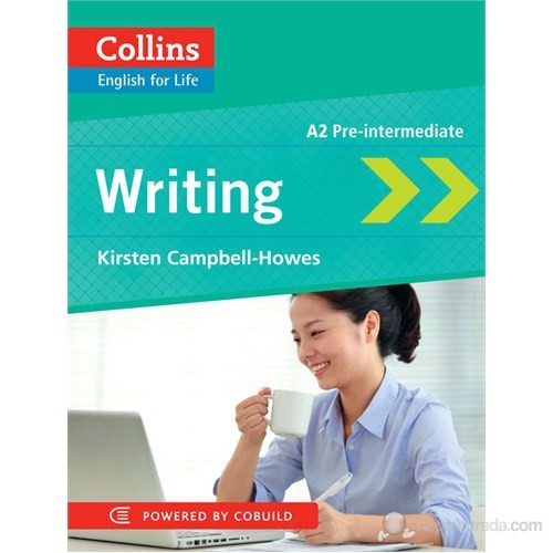 Collins English for Life Writing (A2 Pre-Intermediate)