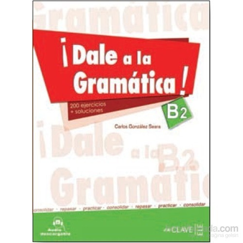 Dale a la gramática! B2 Libro+Audio descargable
