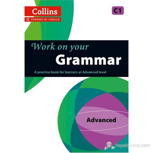Collins Work on your Grammar C1 Advanced