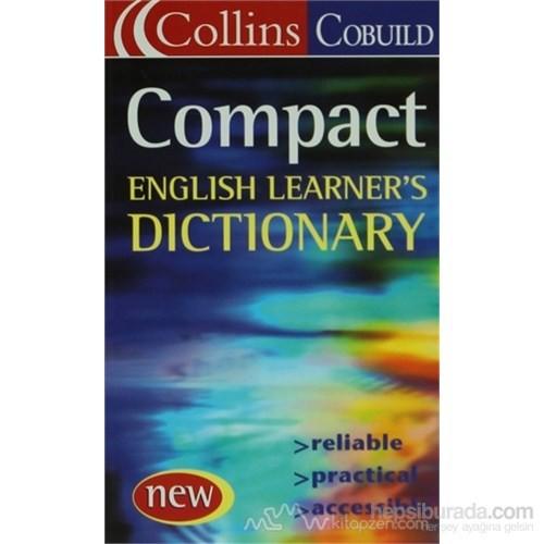 Compact English Learner''S Dictionary-Kolektif