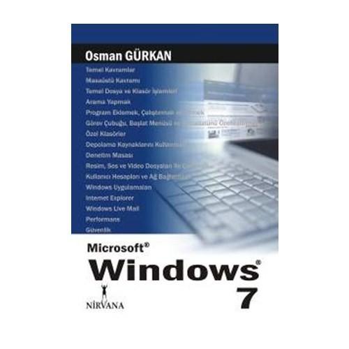 Microsoft Windows 7 - Osman Gürkan