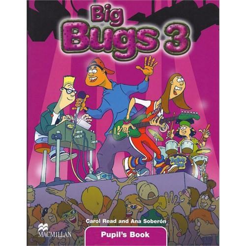 Big Bugs 3 Pupils Book Macmillan