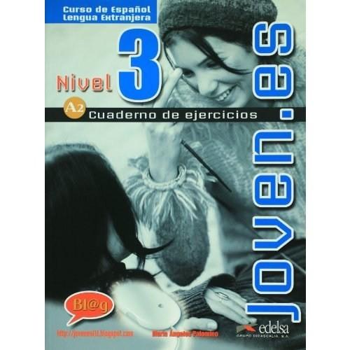 Joven Es 3 Cuaderno De Ejercicios+Cd Audio Edelsa Yayınları