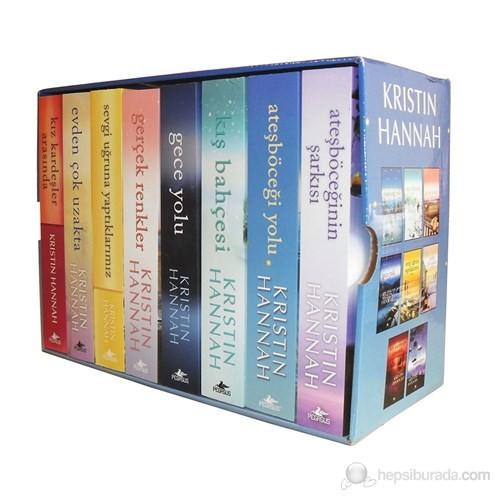 Kristin Hannah Kitaplığı (Özel Kutulu Set) - Kristin Hannah