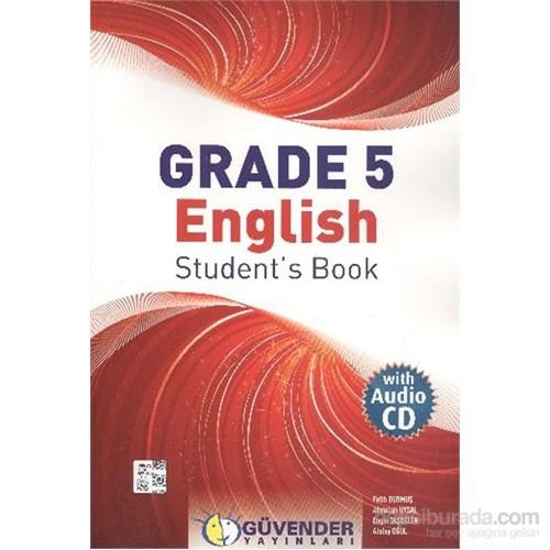 Güvender Grade 5 English Students Book