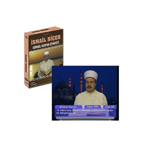 Atlas Film Video İsmail Biçer Görsel Kur'an Ziyafeti 8 Vcd