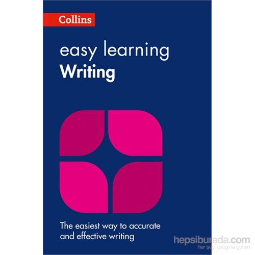 Collins Easy Learning Writing (2Nd Edition)-Kolektif