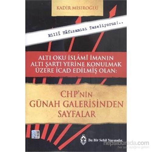 CHP'nin Günah Galerisinden Sayfalar