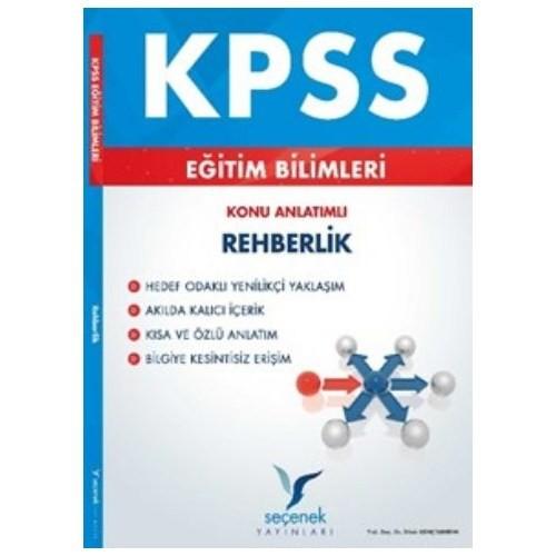 Seçenek Kpss Eğitim Bilimleri Rehberlik Konu Anlatımlı