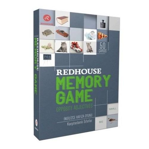 Redhouse Memory Game (İngilizce Hafıza Oyunu)