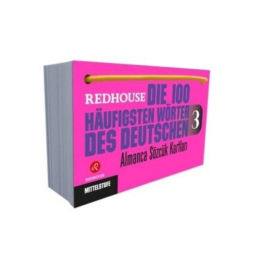 Redhouse Die 100 Haufigsten Wörter Des Deutschen 3 (Almanca Dil Kartları)