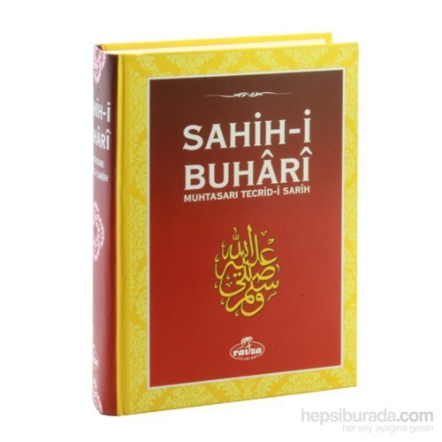Sahih-İ Buhari (Tek Cilt-Şamua) Muhtasarı Tecrid-İ Sarih