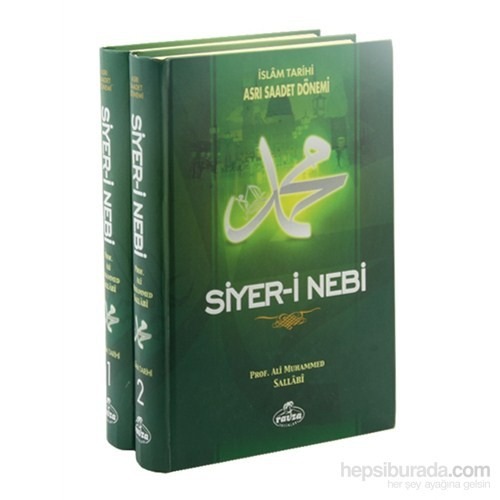Siyer-i Nebi, İslam Tarihi Asrı Saadet Dönemi (2 Cilt Takım)