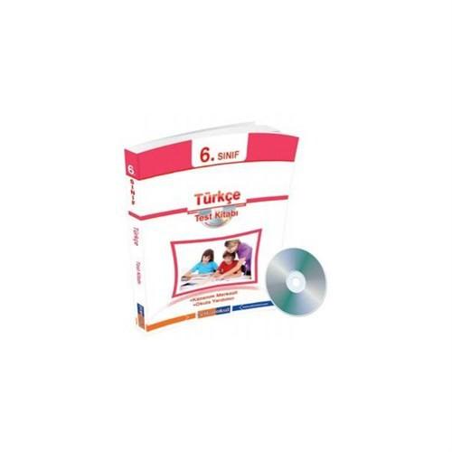 Etkin Okul Yayınları 6. Sınıf Türkçe Test Kitabı