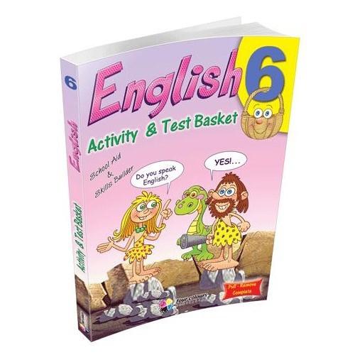 Dörtrenk Yayınları 6.Sınıf English Test Sepeti