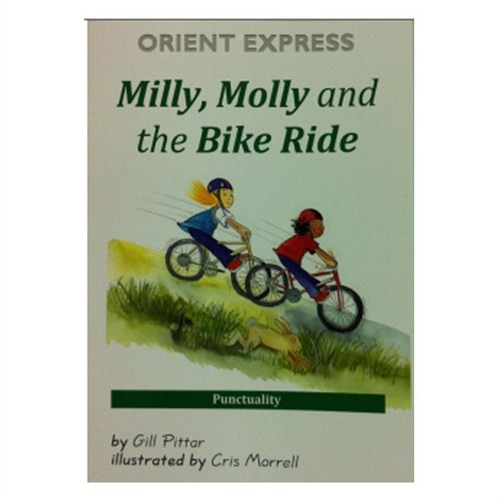 Orient Express Milly Molly And The Bike Ride