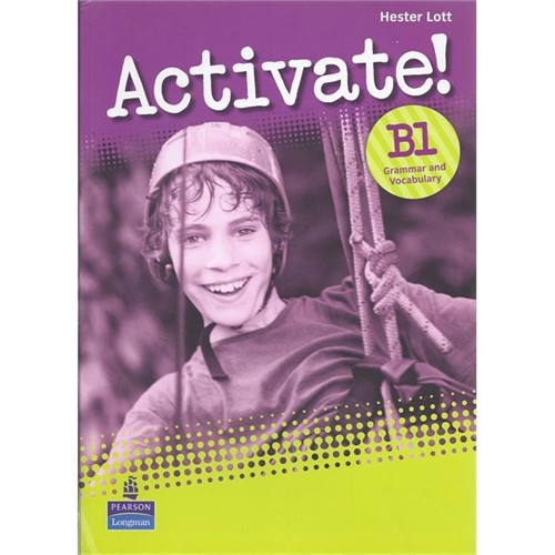 Longman Yayınları Activate B1 Grammar Vocabulary Book