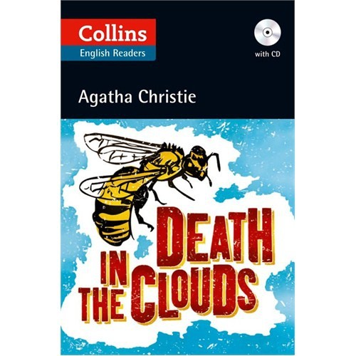 Death in the Clouds +CD (Agatha Christie Readers)