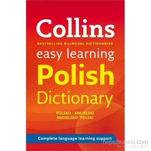 Collins Easy Learning Polish Dictionary-Kolektif