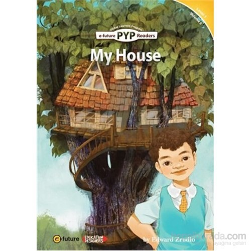 My House (PYP Readers 1)