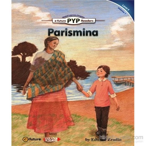 Parismina (Pyp Readers 5)-Edward Zrudlo