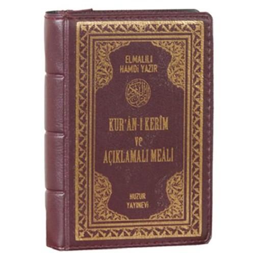 Cep Boy Kur'an-ı Kerim ve Açıklamalı Meali