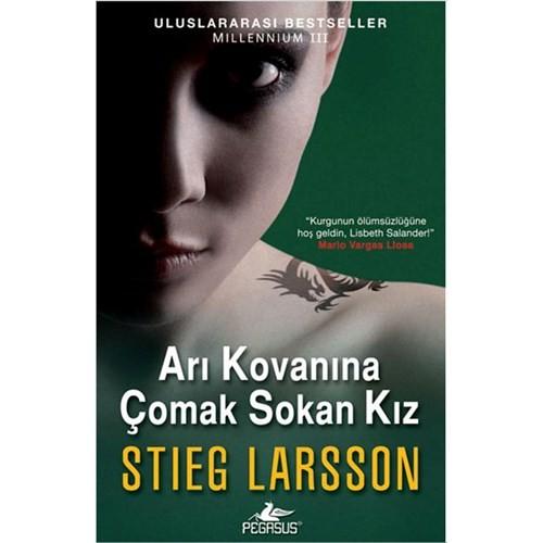 Arı Kovanına Çomak Sokan Kız - Stieg Larsson
