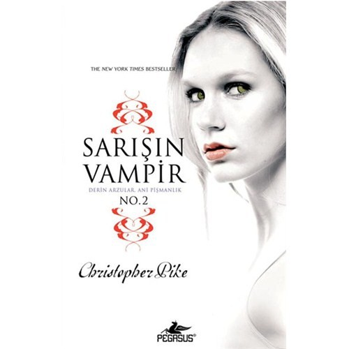 Sarışın Vampir No. 2 - Cristopher Pike