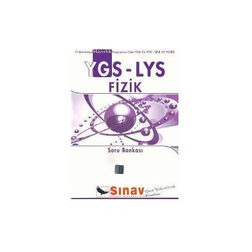 Sınav Ygs-Lys Fizik Soru Bankası