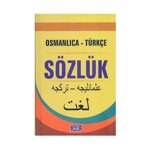 Parıltı Osmanlıca-Türkçe Sözlük