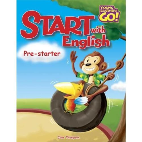 Start With English Pre - Starter