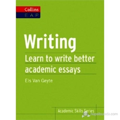 Collins Academic Skills - Writing