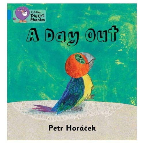 A Day Out (Big Cat Phonics-4 Blue)-Petr Horacek