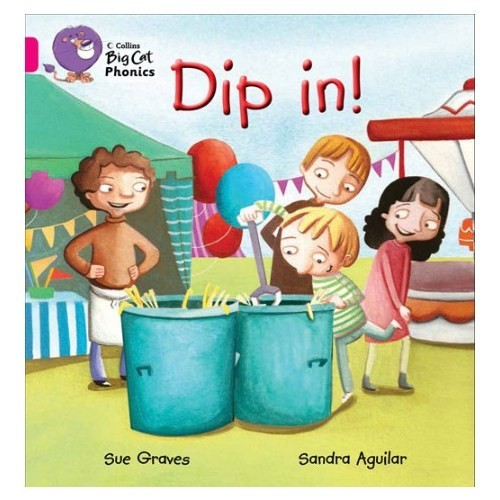 Dip In (Big Cat Phonics-1A Pink)