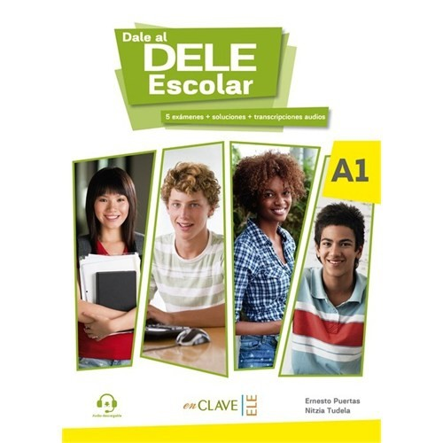 Dale Al Dele Escolar A1, Audio Descargable