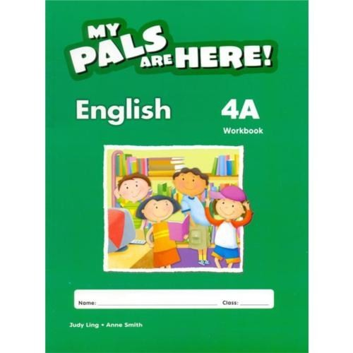 My Pals Are Here! English Workbook 4 - A