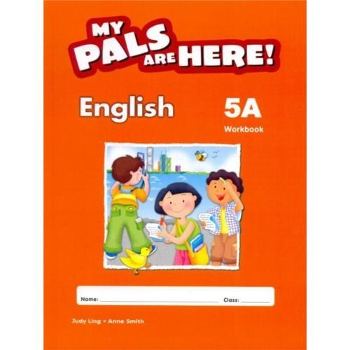 My Pals Are Here! English Workbook 5 - A