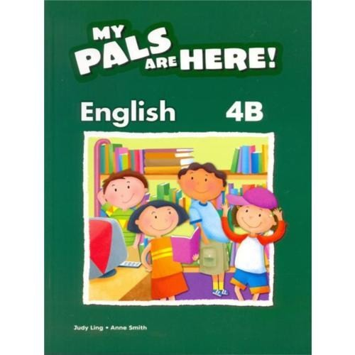 My Pals Are Here! English 4 - B