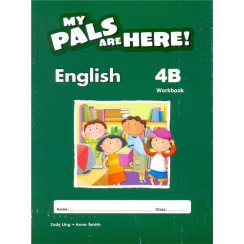My Pals Are Here! English Workbook 4 - B