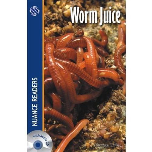 Worm Juıce + Cd (Nuance Readers Level – 2)