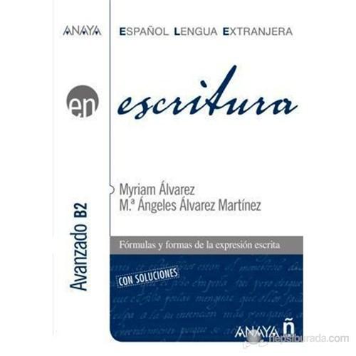 Escritura - Nivel Avanzado B2 (İspanyolca yazma – ileri seviye)